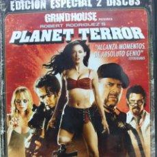 Cine: PLANET TERROR. DE ROBERT RODRÍGUEZ. DVD. Lote 160419386