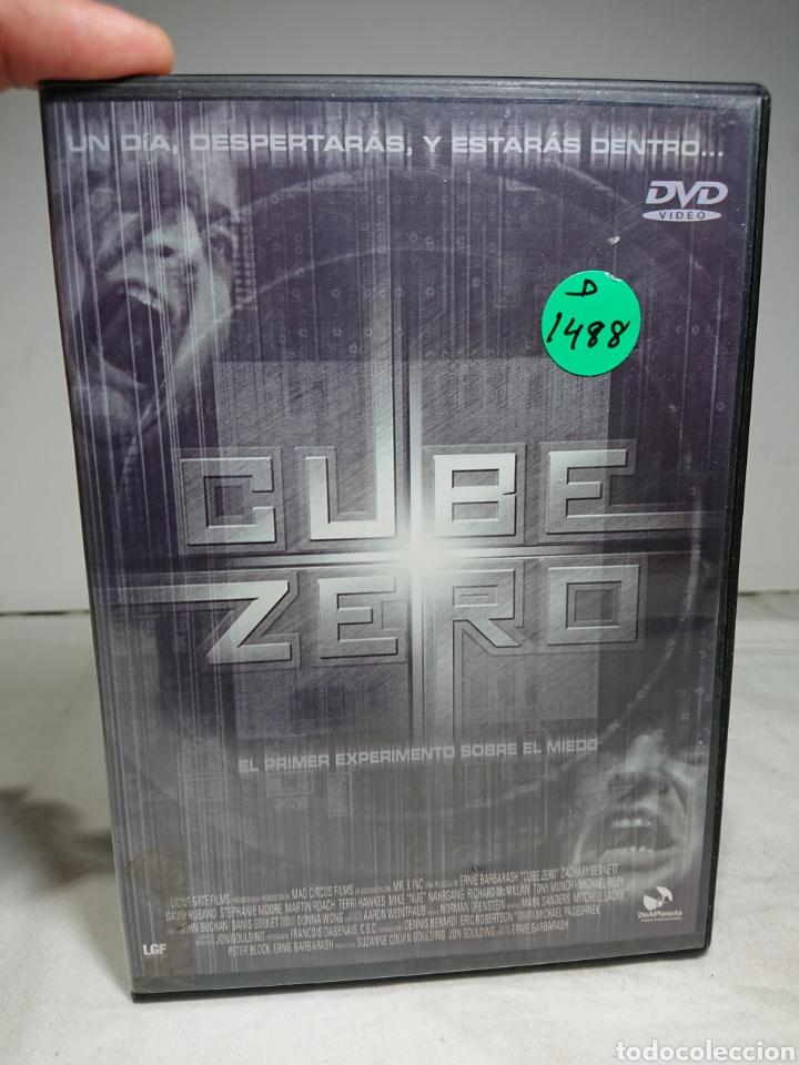 CUBE ZERO DVD DESCATALOGADO Y ÚNICO EN TC (Cine - Películas - DVD)