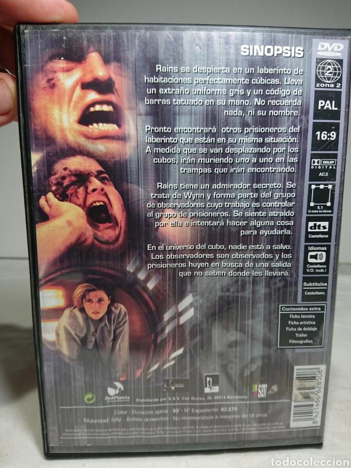 Cine: Cube Zero DVD Descatalogado y único en TC - Foto 2 - 160419622