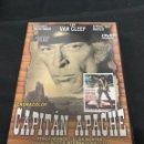 Cine: ( S145 ) CAPITÁN APACHE - LEE VAN CLEEF ( DVD SEGUNDA MANO ). Lote 160463540