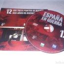 Cine: DVD ESPAÑA EN GUERRA, N° 12 PLANETA. Lote 160463856