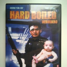 Cine: HARD BOILED - HERVIDERO - JOHN WOO - CHOW YUN-FAT - TONY LEUNG - CINE HONG KONG - CINE ACCIÓN. Lote 160476381