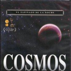 Cine: COSMOS DE CARL SAGAN. 13 DVD. COLECCIÓN COMPLETA PRECINTADA. Lote 160530758