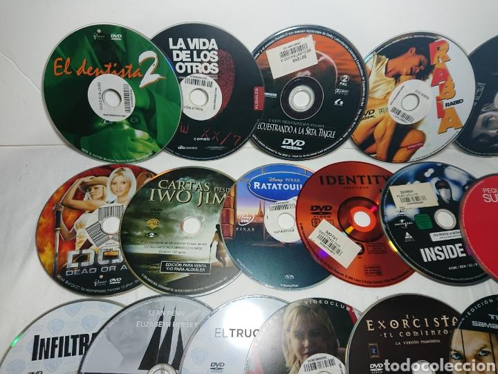 Cine: Lote 25 películas en DVD (Solo Disco) Muy buenas películas - Foto 2 - 160536610