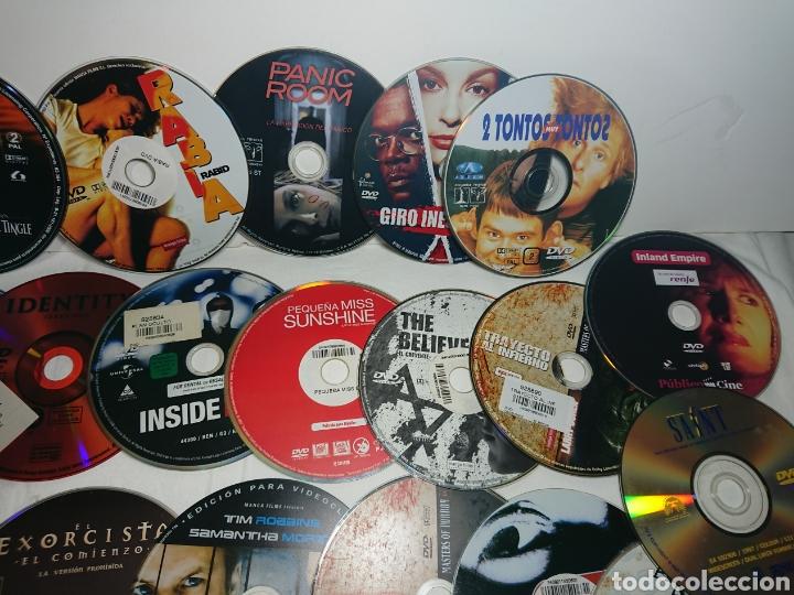 Cine: Lote 25 películas en DVD (Solo Disco) Muy buenas películas - Foto 3 - 160536610