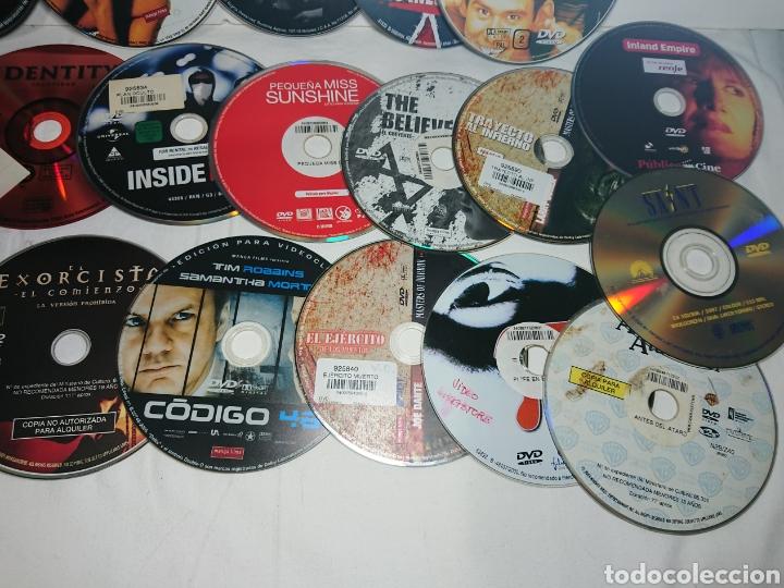 Cine: Lote 25 películas en DVD (Solo Disco) Muy buenas películas - Foto 4 - 160536610