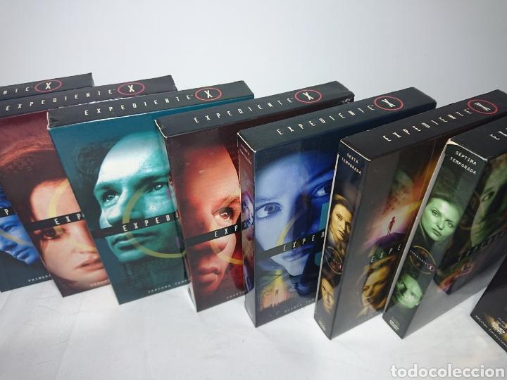 EXPEDIENTE X - SERIE CASI COMPLETA 53 DVDS - TEMPORADAS 1-2-3-4-5-6-7-9 (Cine - Películas - DVD)