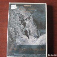 Cine: EL ANTICRISTO CHARLES MANSON SUPERSTAR - DOCUMENTAL 1989. Lote 160613426