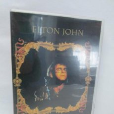 Cine: ELTON JOHN. LIVE IN BARCELONA. DVD. WARNER MUSIC VISION. 1992. MUSICA. Lote 160685906