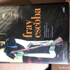 Cine: FRAY ESCOBA. DVD PRECINTADO. ALEMAR CAJA 4. Lote 160694786