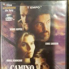 Cine: DVD CAMINO SIN RETORNO. Lote 160729165