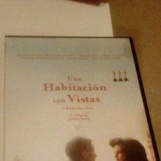Cinema: CAJ-909 DVD CINE UNA HABITACION CON VISTAS . Lote 160748546