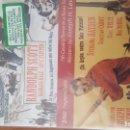 Cine: 7 TH. GALVALRY Y TERROR EN UNA CIUDAD DE TEXAS. 2 DVD PRECINTADOS. ALEMAR 5. Lote 160776646