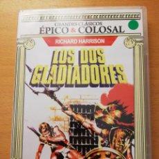 Cine: LOS DOS GLADIADORES (DIRIGIDA POR MARIO CAIANO) DVD. Lote 160796514