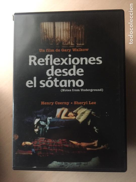REFLEXIONES DESDE EL SÓTANO DVD (Cine - Películas - DVD)