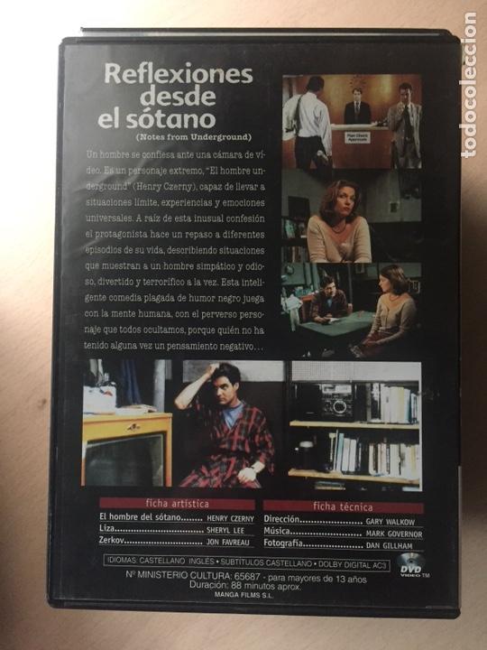 Cine: Reflexiones desde el sótano DVD - Foto 2 - 160802721