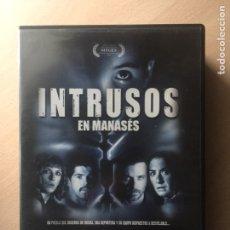 Cine: INTRUSOS DVD. Lote 160803024