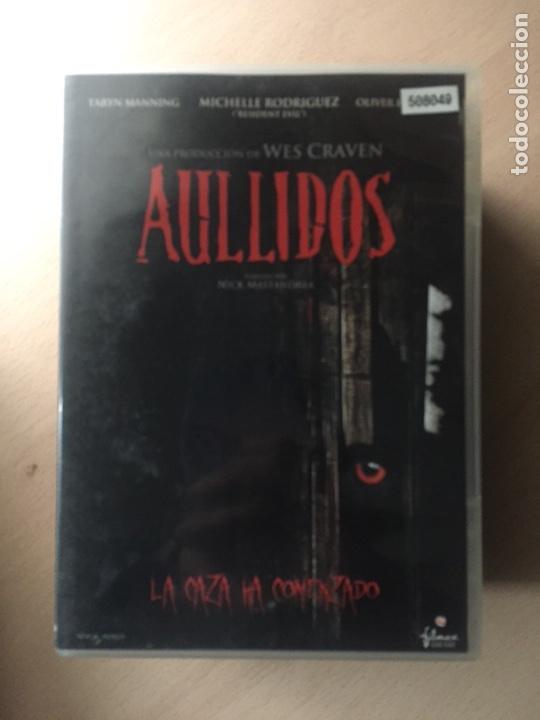 AULLIDOS DVD (Cine - Películas - DVD)