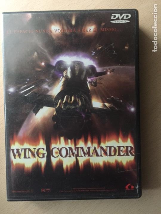 WING COMMANDER DVD (Cine - Películas - DVD)
