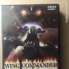 Cine: WING COMMANDER DVD. Lote 160803512