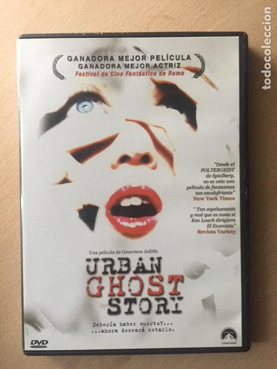 URBAN GHOST STORY DVD (Cine - Películas - DVD)