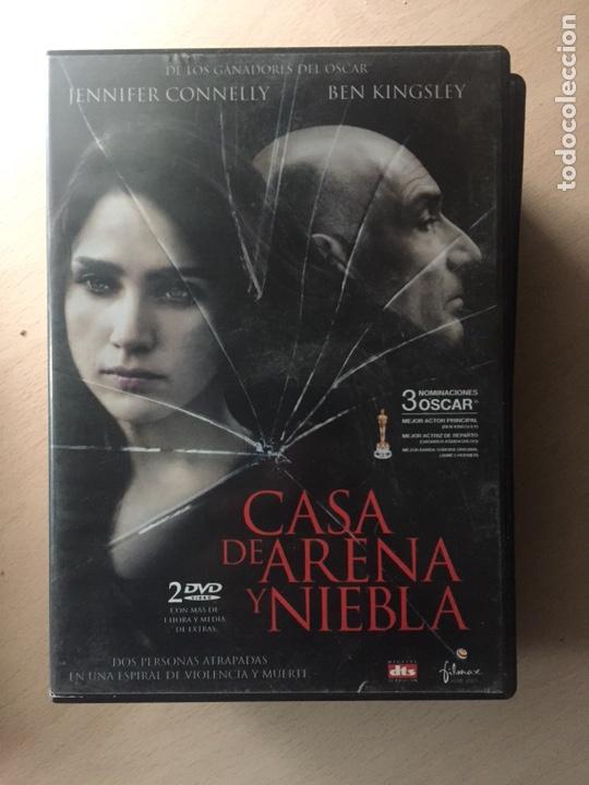 CASA DE ARENA Y NIEBLA DVD (Cine - Películas - DVD)