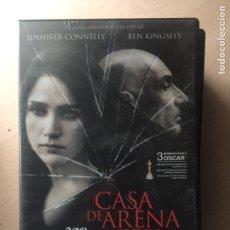 Cine: CASA DE ARENA Y NIEBLA DVD. Lote 160805489