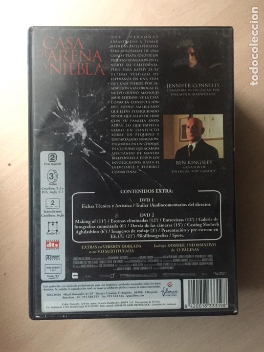Cine: Casa de arena y niebla DVD - Foto 2 - 160805489