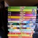 Cine: LOTE DVDS SERIES DRAGON BALL, DRAGONBALL Z Y DRAGON BALL GT EN DVD VENTA POR SEPARADO LEER. Lote 160905446