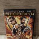 Cine: DVD DIOSES DE EGIPTO ** SEMINUEVO**. Lote 160905538