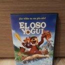 Cine: DVD EL OSO YOGUI COMO NUEVO. Lote 160905562