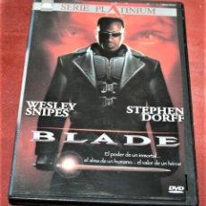 Cinema: DVD - BLADE - DIR. STEPHEN NORRINGTON. Lote 160973670