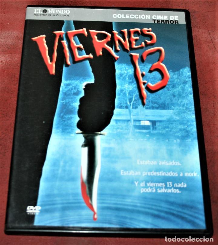 DVD - VIERNES 13 - DIR. SEAN S. CUNNINGHAM (Cine - Películas - DVD)