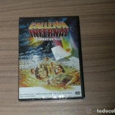 Cine: CALLEJON INFERNAL DVD GEORGE PEPPARD NUEVA PRECINTADA. Lote 161096158