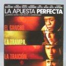 Cine: DVD. LA APUESTA PERFECTA. Lote 161128298