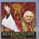 Cine: DVD. BENEDICTO XVI. EL PAPA ALEMAN. Lote 161128414