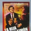 Cine: DVD. LA HIJA DE JUAN SIMON. ANTONIO MOLINA. Lote 161128606