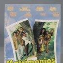 Cine: DVD. MATRIMONIOS SEPARADOS. Lote 161128778