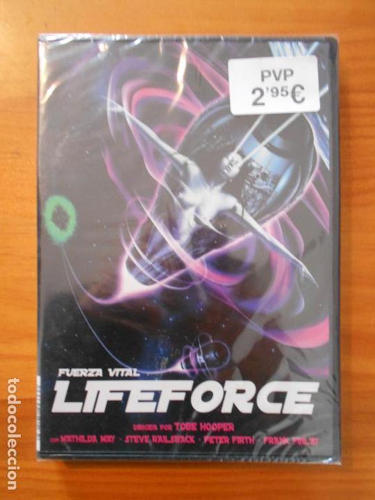 DVD LIFEFORCE - FUERZA VITAL - NUEVA, PRECINTADA (D8) (Cine - Películas - DVD)