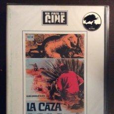 Cinema: LA CAZA. ELÍAS QUEREJETA. DVD. PRECINTADO. EL PAÍS 16. Lote 161179956