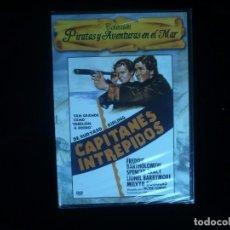 Cinema: CAPITANES INTREPIDOS - DVD NUEVO PRECINTADO. Lote 161204486