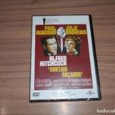 Cine - CORTINA RASGADA DVD Paul Newman NUEVA PRECINTADA - 165434137