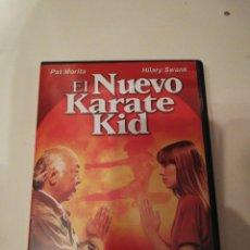 Cine: EL NUEVO KÁRATE KID DVD. Lote 161235300