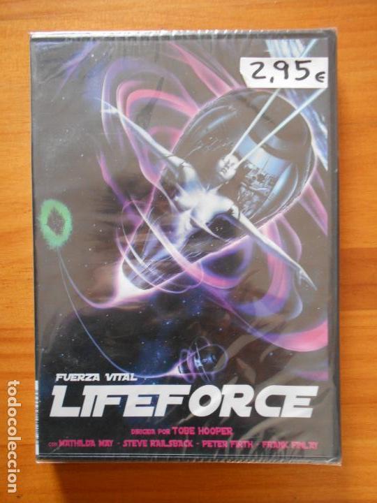 DVD LIFEFORCE - FUERZA VITAL - NUEVA, PRECINTADA (E7) (Cine - Películas - DVD)