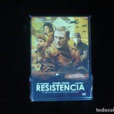 Cine: RESISTENCIA CON DANIEL CRAIG - DVD NUEVO PRECINTADO. Lote 161251678