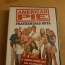 Cine: ( UNIVERSAL ) AMERICAN PIE FRATERNIDAD BETA - DVD NUEVO PRECINTADO. Lote 161301754