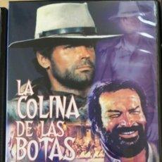 Cine: LA COLINA DE LAS BOTAS. Lote 161372726