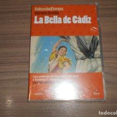 Cine: LA BELLA DE CADIZ DVD CARMEN SEVILLA NUEVA PRECINTADA. Lote 179201373