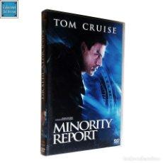 Cine: MINORITY REPORT / TWENTY CENTURY FOX / PELÍCULA DVD 2003. Lote 161545174
