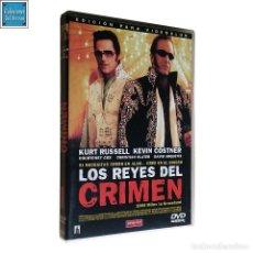 Cine: LOS REYES DEL CRIMEN / MANGA FILMS 2001 / PELÍCULA DVD 2003. Lote 161545330